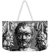 Theophrastus, Ancient Greek Polymath Weekender Tote Bag