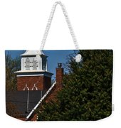 There Are Times Weekender Tote Bag