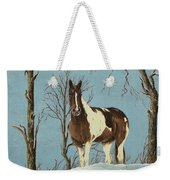 There Is A Season Weekender Tote Bag