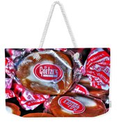 There Is Only One Way To Eat Em Weekender Tote Bag