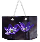 These Appear To Be Blossoms Weekender Tote Bag