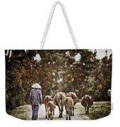 They Walk Together Weekender Tote Bag