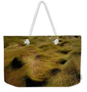 Thick Grasses Blow In The Wind And Form Weekender Tote Bag