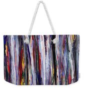 Thicket In Ice Weekender Tote Bag