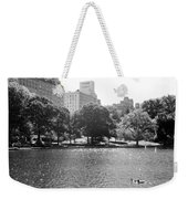 Things On The Water Weekender Tote Bag