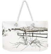 Things That Grow In The Foreground Weekender Tote Bag