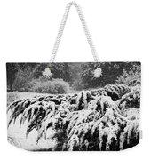 Think Snow Weekender Tote Bag