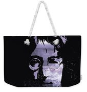 Thinking About Love  Weekender Tote Bag