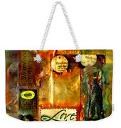 Thinking Of You With Love Weekender Tote Bag