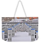 This Cold's For The Birds Weekender Tote Bag