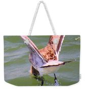 This Is How You Catch Them Weekender Tote Bag