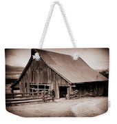 This Old Farm Weekender Tote Bag