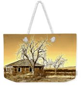 This Old House Fractal Weekender Tote Bag