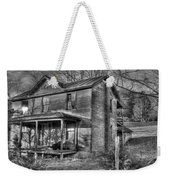 This Old House Weekender Tote Bag by Todd Hostetter