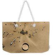 This Saharan Well Attracts Livestock Weekender Tote Bag