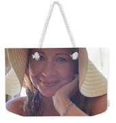 This Smile Was For You Weekender Tote Bag
