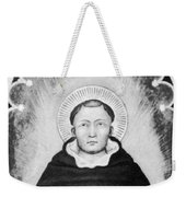 Thomas Aquinas, Italian Philosopher Weekender Tote Bag