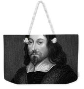Thomas Browne (1605-1682) Weekender Tote Bag