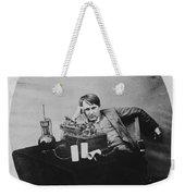 Thomas Edison, American Inventor Weekender Tote Bag