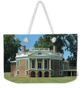 Thomas Jeffersons Poplar Forest Weekender Tote Bag