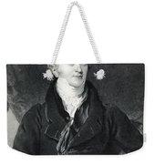 Thomas Young, English Polymath Weekender Tote Bag
