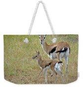 Thomsons Gazelle Weekender Tote Bag