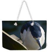Thoughtful Bird Weekender Tote Bag