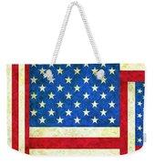 Three Flags Weekender Tote Bag