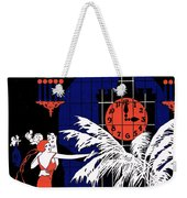 Three O'clock In The Morning Weekender Tote Bag