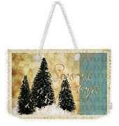 Three Trees Framed Weekender Tote Bag