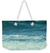 Three Waves Weekender Tote Bag