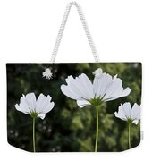 Three Wildflowers Weekender Tote Bag