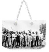 Thresher Days Weekender Tote Bag