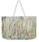 Through A Glass Brightly Weekender Tote Bag