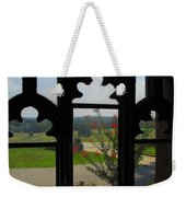 Through The Chapel Arches Weekender Tote Bag