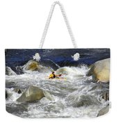 Through The Giant Boulders Weekender Tote Bag
