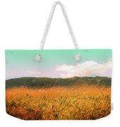 Through The Grasses Weekender Tote Bag