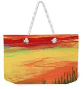 Through The Looking Grass Weekender Tote Bag