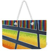 Through The Windows Of The Ship Weekender Tote Bag