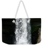 Thunder Water Weekender Tote Bag