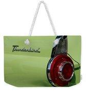 Thunderbird 1 Weekender Tote Bag
