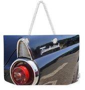 Thunderbird Detail Weekender Tote Bag