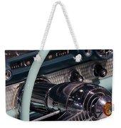 Thunderbird Steering Wheel Weekender Tote Bag