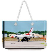 Thunderbirds 3d Weekender Tote Bag