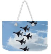 Thunderbirds Weekender Tote Bag