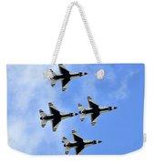 Thunderbirds In Flight Weekender Tote Bag