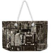 Thurmond Wv Train Sepia Weekender Tote Bag