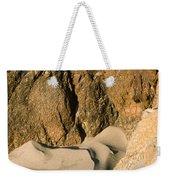 Tide Sculpture Weekender Tote Bag