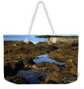 Tidepool In Maine Weekender Tote Bag