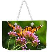 Tiffany Wings And Flowers Weekender Tote Bag